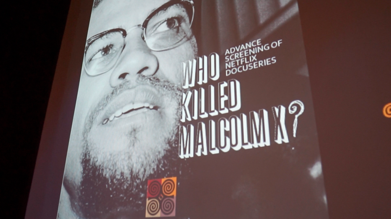 Abdur-Rahman Muhammad Netflix Doc screening 'Who Killed Malcolm X?'
