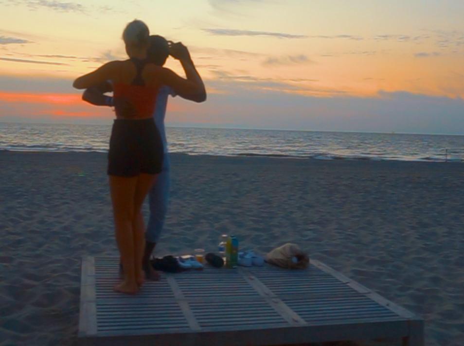 Kizomba Summer Night Beach Party Promotional Video
